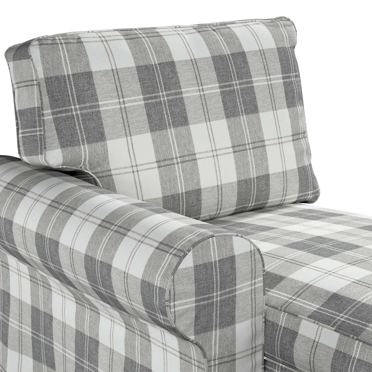 Poťah na ležadlo Ektorp (ľavé) V kolekcii Edinburg, tkanina: 115-79