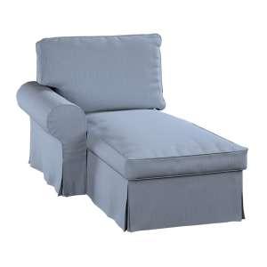Ektorp gulimojo krėslo užvalkalas (su porankiu, kairiojo) Ektorp gulimasis krėslas - kairysis kolekcijoje Chenille, audinys: 702-13
