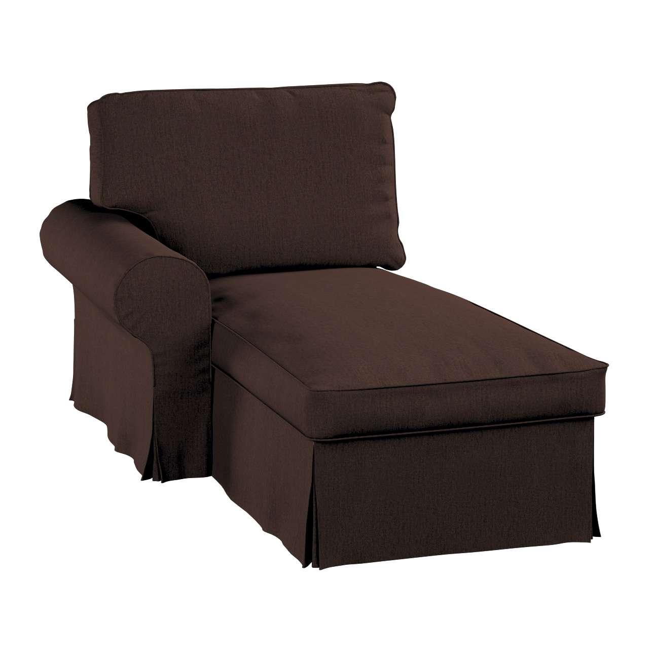Ektorp gulimojo krėslo užvalkalas (su porankiu, kairiojo) Ektorp gulimasis krėslas - kairysis kolekcijoje Chenille, audinys: 702-18