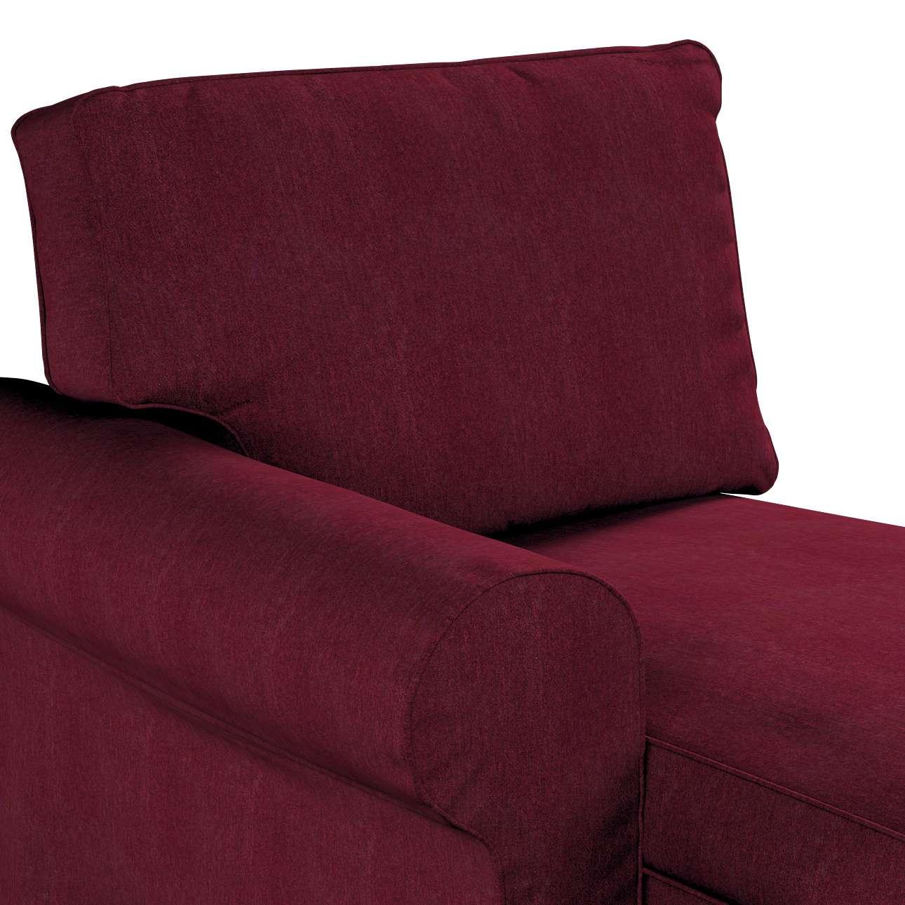 Ektorp gulimojo krėslo užvalkalas (su porankiu, kairiojo) kolekcijoje Chenille, audinys: 702-19