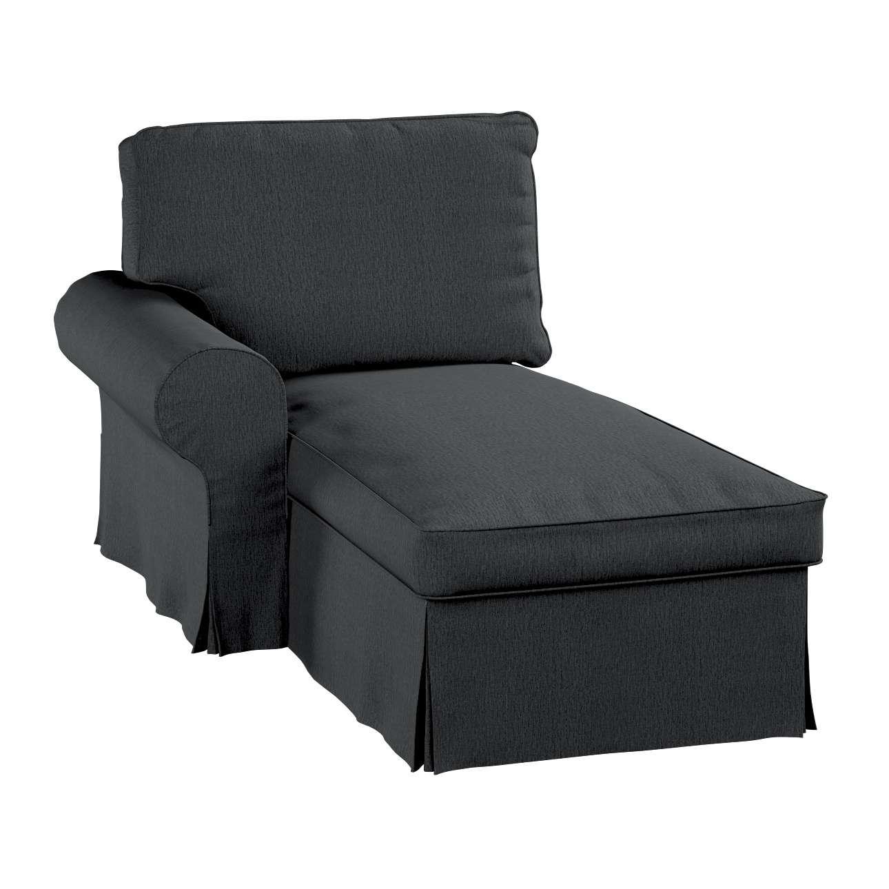 Ektorp gulimojo krėslo užvalkalas (su porankiu, kairiojo) Ektorp gulimasis krėslas - kairysis kolekcijoje Chenille, audinys: 702-20