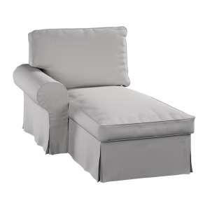 Ektorp gulimojo krėslo užvalkalas (su porankiu, kairiojo) Ektorp gulimasis krėslas - kairysis kolekcijoje Chenille, audinys: 702-23