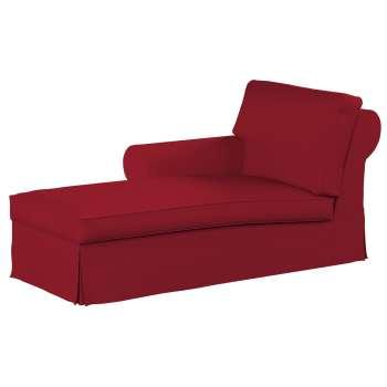 Ektorp balos fekvő fotel huzat a kollekcióból CHENILLE Bútorszövet, Dekoranyag: 702-24