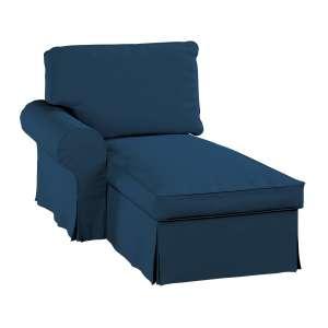 Ektorp gulimojo krėslo užvalkalas (su porankiu, kairiojo) Ektorp gulimasis krėslas - kairysis kolekcijoje Cotton Panama, audinys: 702-30