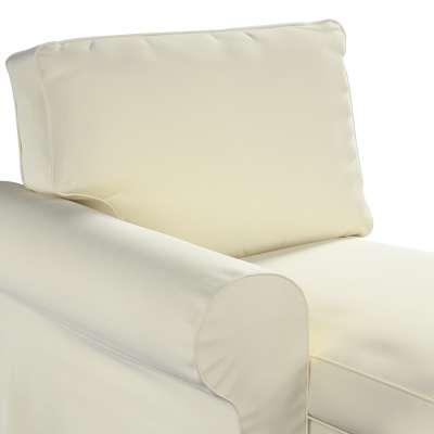 Pokrowiec na szezlong Ektorp lewy w kolekcji Velvet, tkanina: 704-10