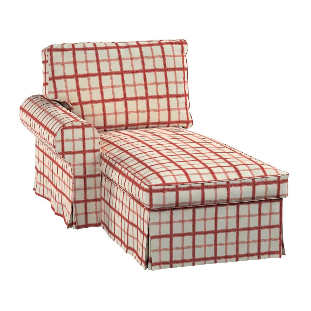 Ektorp gulimojo krėslo užvalkalas (su porankiu, kairiojo) Ektorp gulimasis krėslas - kairysis kolekcijoje Avinon, audinys: 131-15