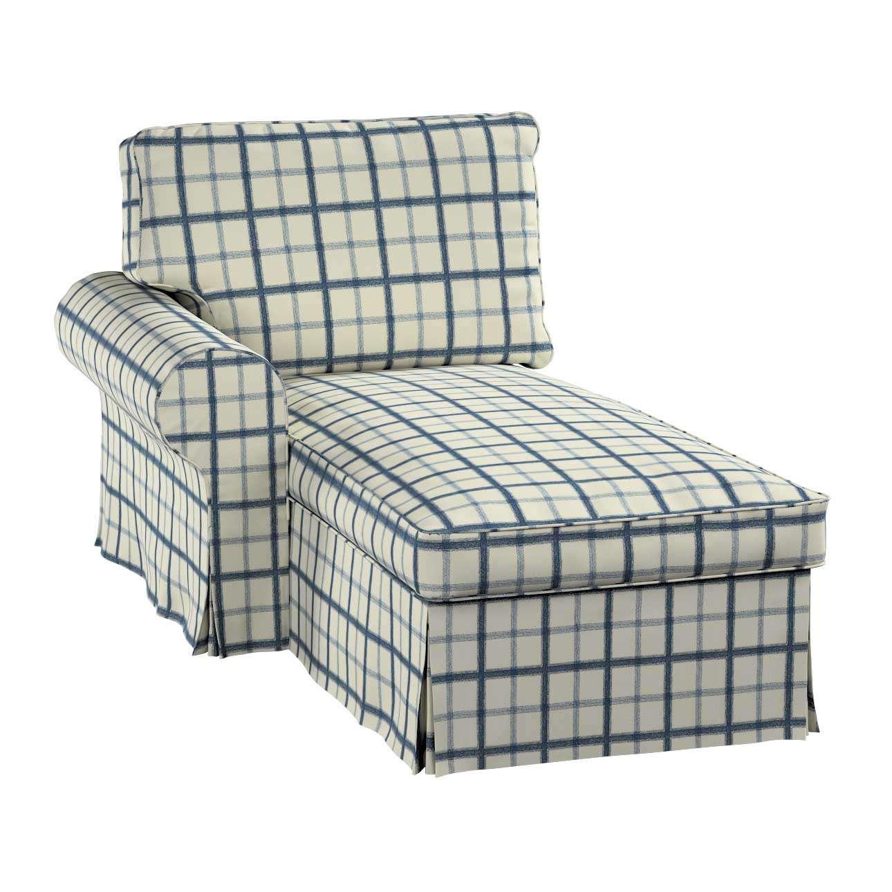 Ektorp gulimojo krėslo užvalkalas (su porankiu, kairiojo) Ektorp gulimasis krėslas - kairysis kolekcijoje Avinon, audinys: 131-66