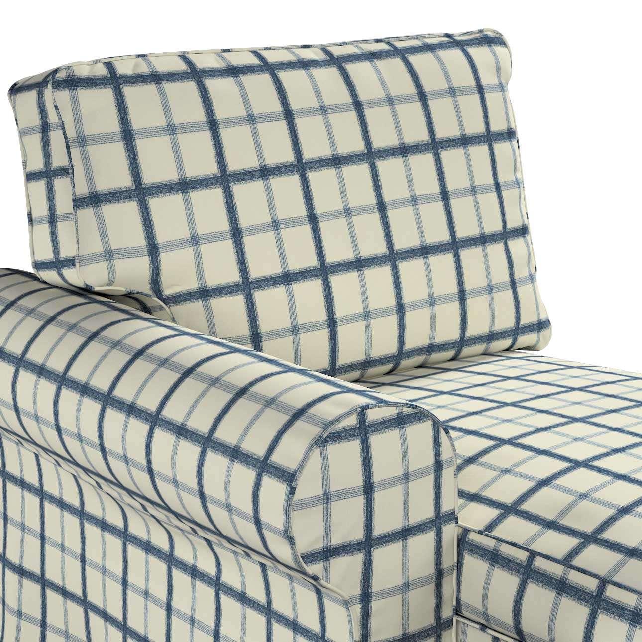 Pokrowiec na szezlong Ektorp lewy w kolekcji Avinon, tkanina: 131-66