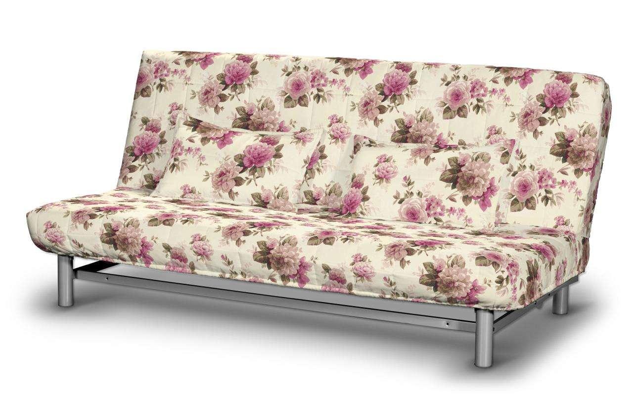 Potah na pohovku IKEA  Beddinge krátký potah na pohovku + 2 polštáře v kolekci Mirella, látka: 141-07