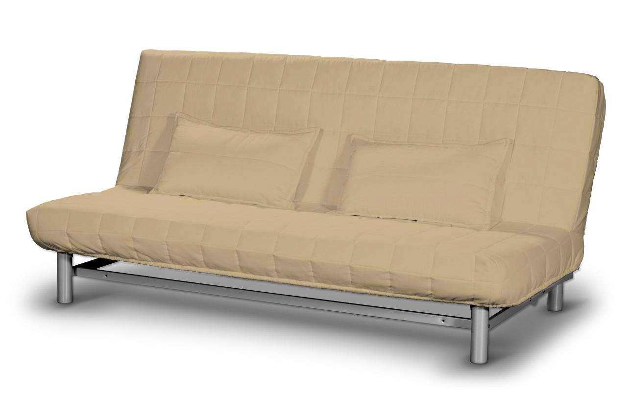 Pokrowiec na sofę Beddinge krótki Sofe Beddinge w kolekcji Cotton Panama, tkanina: 702-01