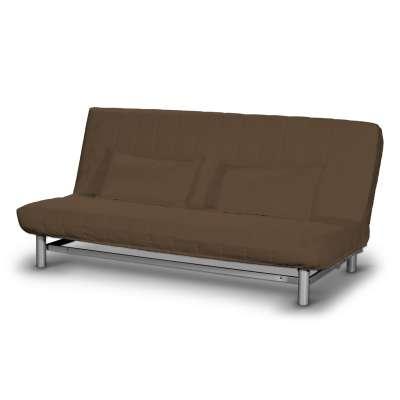 Pokrowiec na sofę Beddinge krótki w kolekcji Cotton Panama, tkanina: 702-02