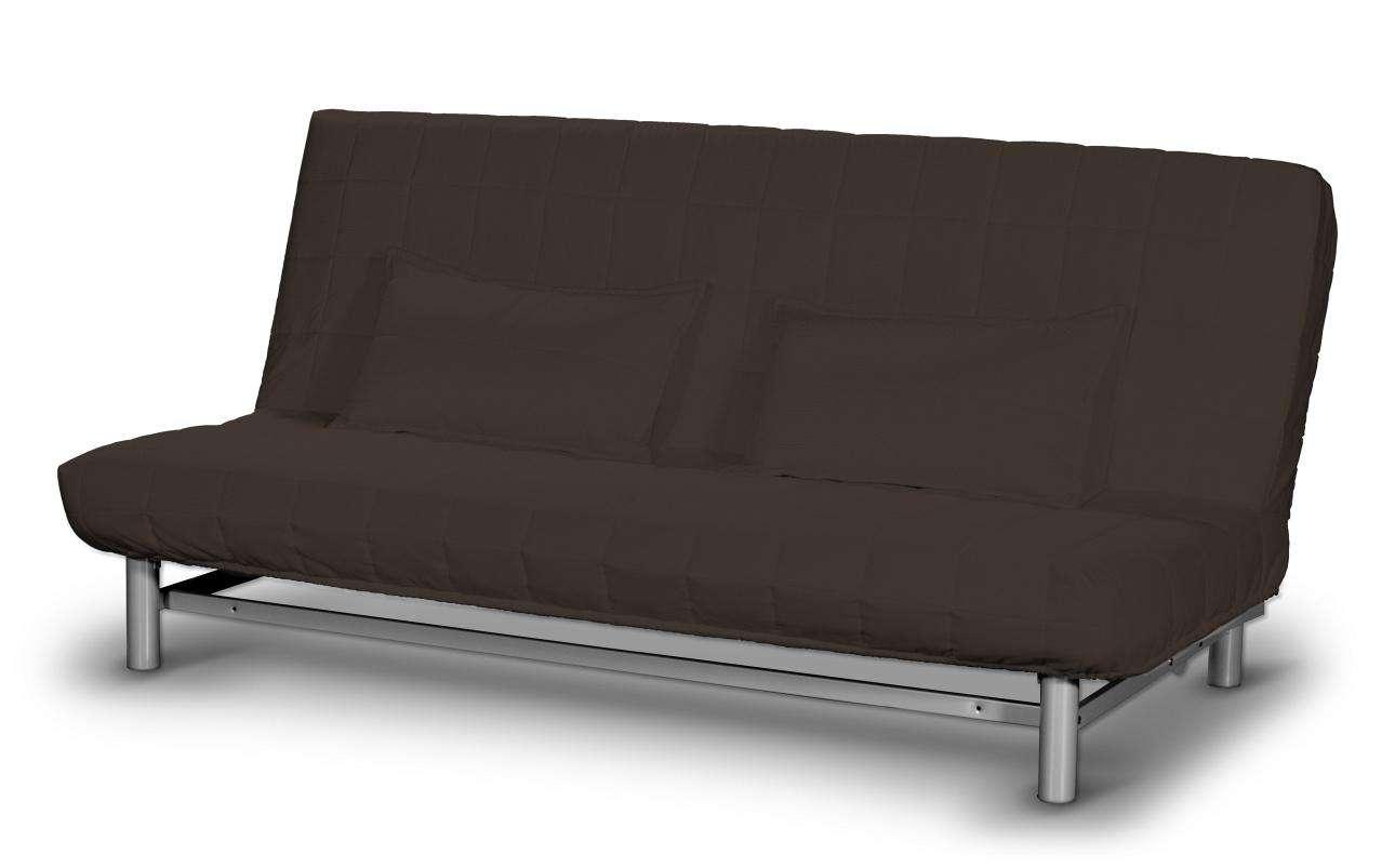 Pokrowiec na sofę Beddinge krótki Sofe Beddinge w kolekcji Cotton Panama, tkanina: 702-03