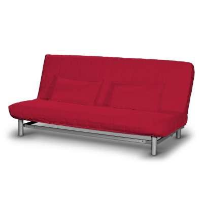 Pokrowiec na sofę Beddinge krótki w kolekcji Cotton Panama, tkanina: 702-04