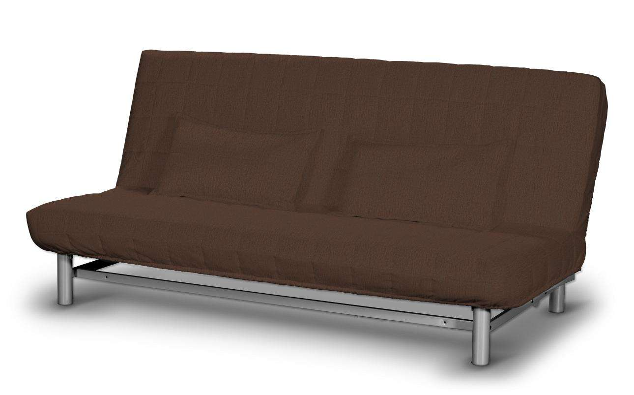 Pokrowiec na sofę Beddinge krótki w kolekcji Chenille, tkanina: 702-18