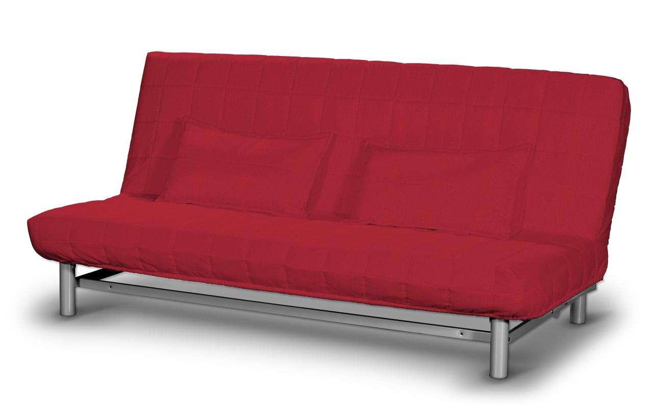 Pokrowiec na sofę Beddinge krótki w kolekcji Chenille, tkanina: 702-24