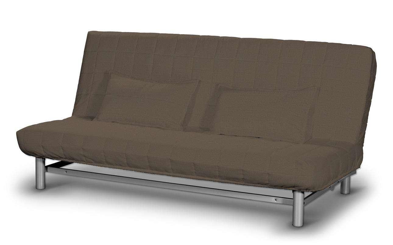 Pokrowiec na sofę Beddinge krótki w kolekcji Etna, tkanina: 705-08