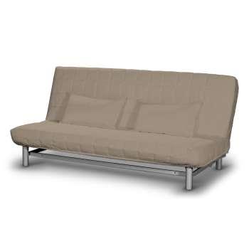 Pokrowiec na sofę Beddinge krótki Sofe Beddinge w kolekcji Cotton Panama, tkanina: 702-28