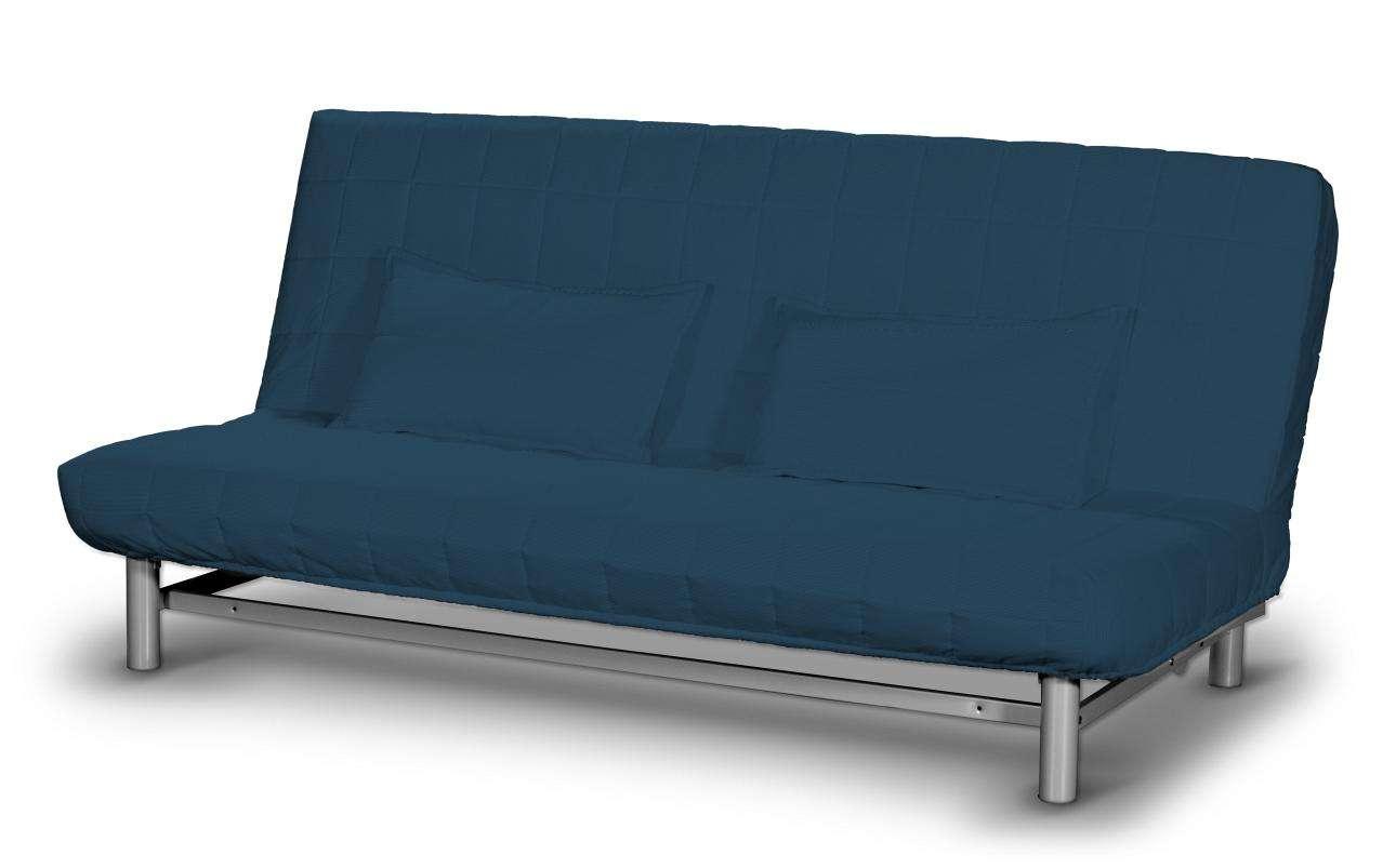 Pokrowiec na sofę Beddinge krótki Sofe Beddinge w kolekcji Cotton Panama, tkanina: 702-30