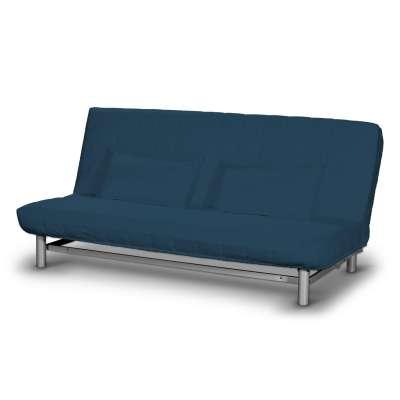 Pokrowiec na sofę Beddinge krótki w kolekcji Cotton Panama, tkanina: 702-30