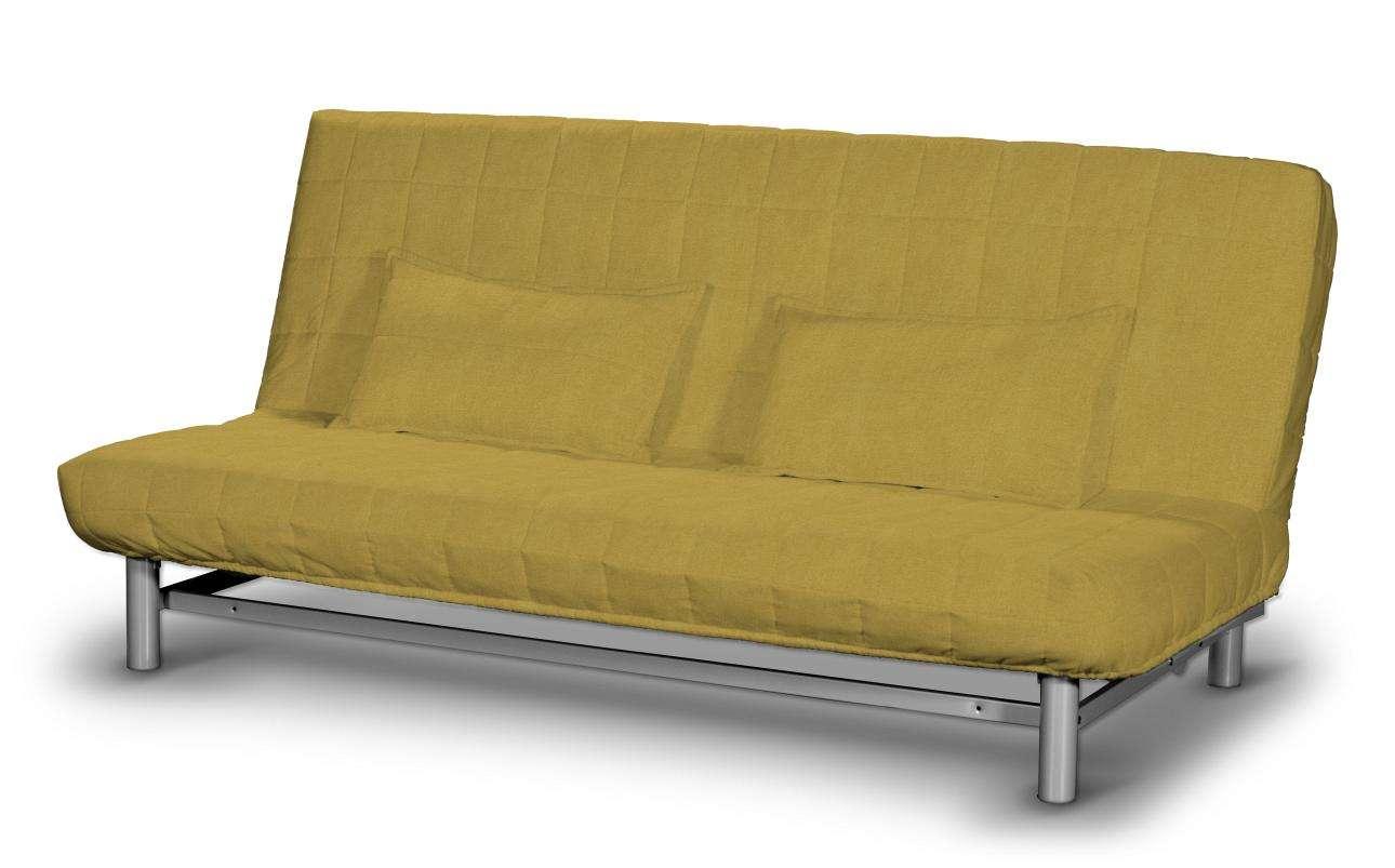 Pokrowiec na sofę Beddinge krótki w kolekcji Etna, tkanina: 705-04
