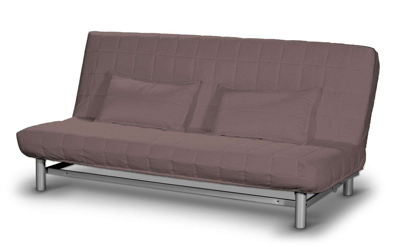 Quilted Beddinge Sofa Bed Cover Brown With A Purple Hue