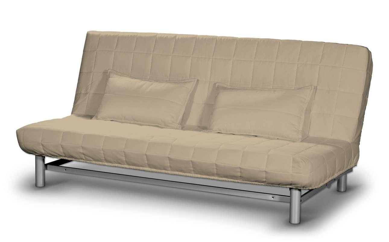 Pokrowiec na sofę Beddinge krótki w kolekcji Living II, tkanina: 160-82