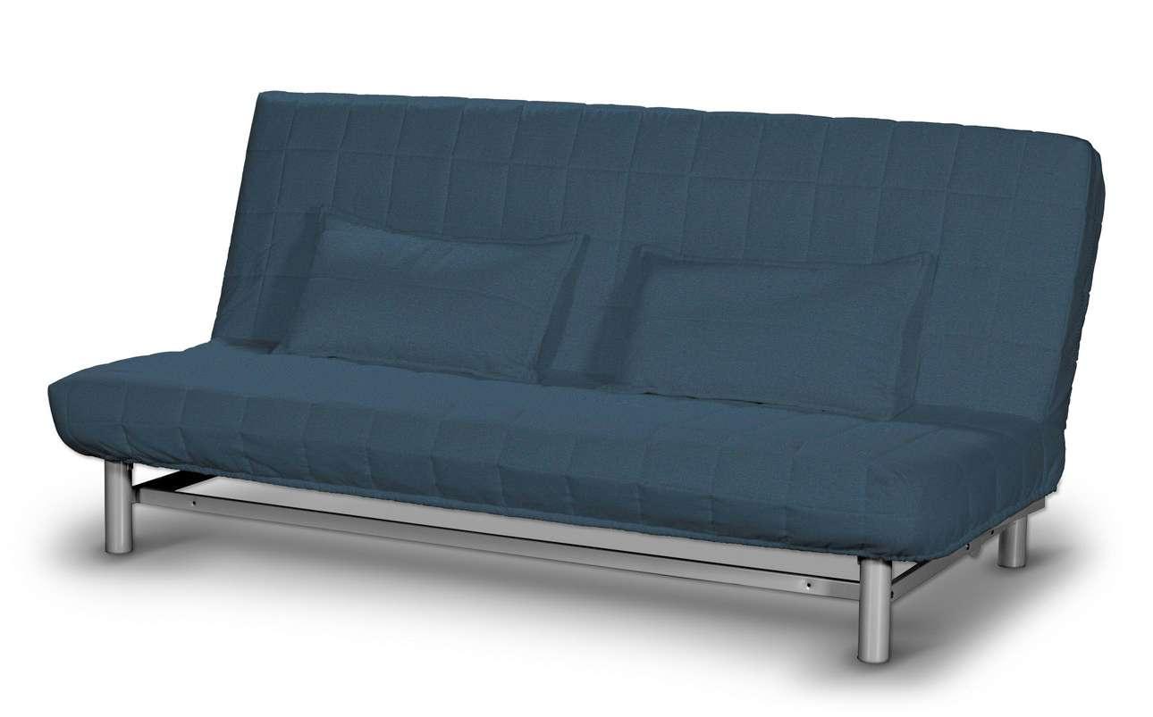 Pokrowiec na sofę Beddinge krótki w kolekcji Etna, tkanina: 705-30