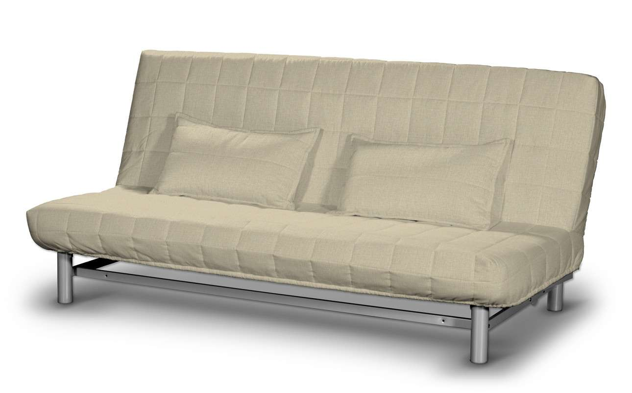 Pokrowiec na sofę Beddinge krótki w kolekcji Living, tkanina: 161-45