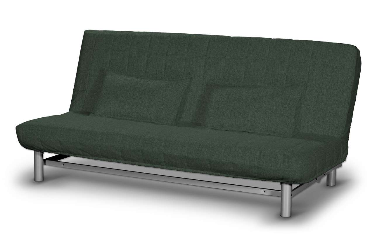 Pokrowiec na sofę Beddinge krótki w kolekcji City, tkanina: 704-81