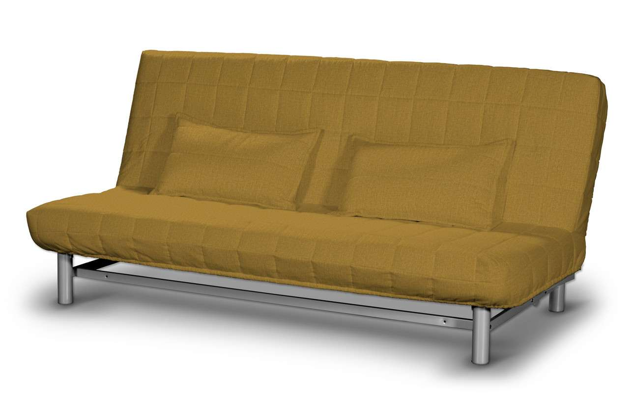 Pokrowiec na sofę Beddinge krótki w kolekcji City, tkanina: 704-82