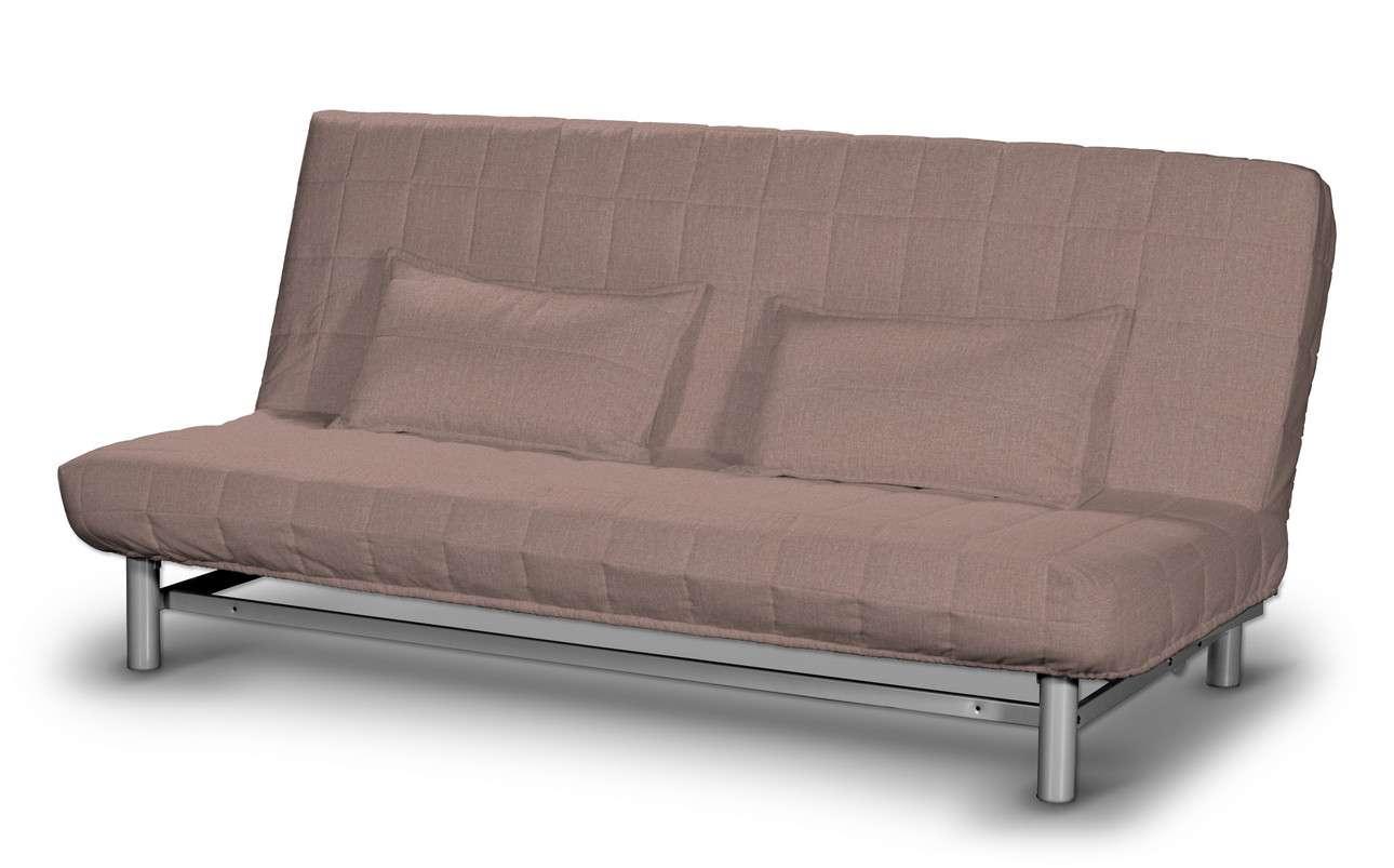 Pokrowiec na sofę Beddinge krótki w kolekcji City, tkanina: 704-83