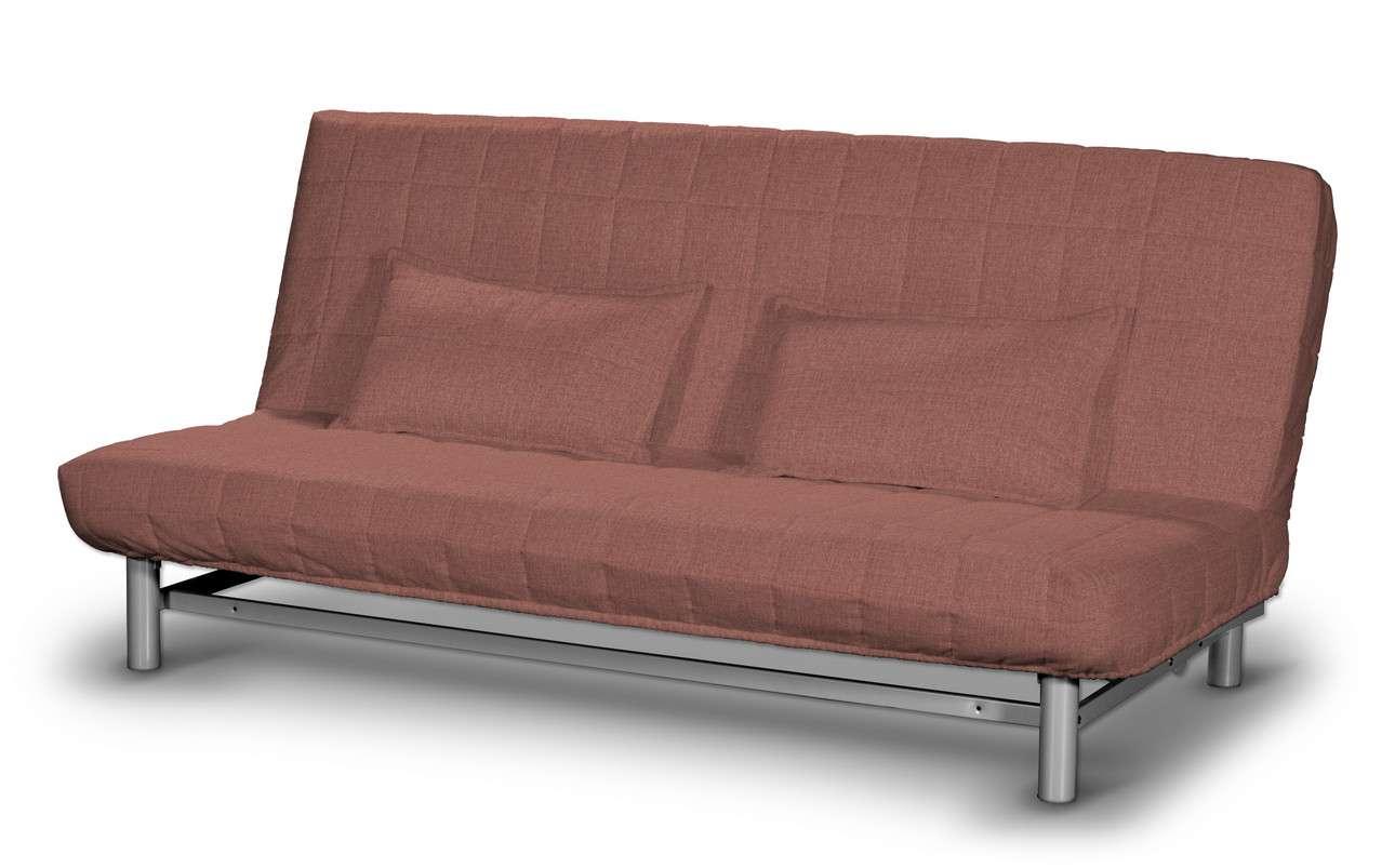 Pokrowiec na sofę Beddinge krótki w kolekcji City, tkanina: 704-84