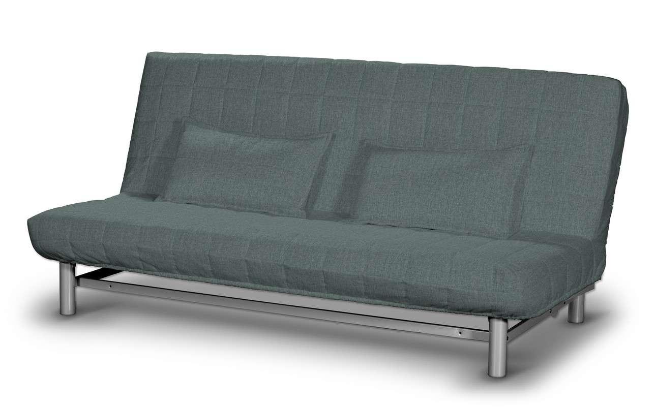 Pokrowiec na sofę Beddinge krótki w kolekcji City, tkanina: 704-85