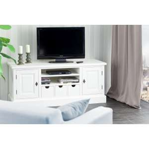 TV- Board Brighton 150cm white 150x55x65cm