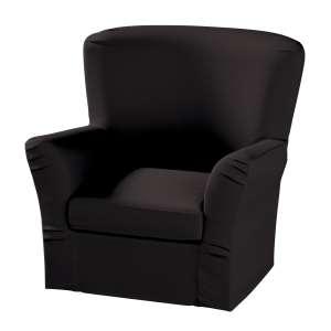 Pokrowiec na fotel Tomelilla z zakładkami fotel Tomelilla w kolekcji Cotton Panama, tkanina: 702-09
