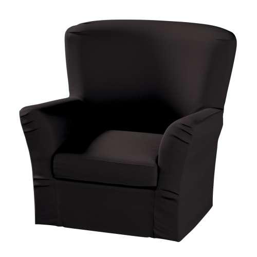 Tomelilla Sesselbezug, schwarz, Sessel Tomelilla, Cotton Panama