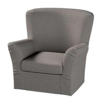 Pokrowiec na fotel Tomelilla z zakładkami fotel Tomelilla w kolekcji Edinburgh, tkanina: 115-77