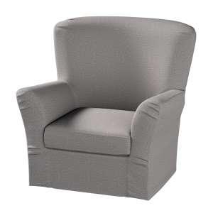 Pokrowiec na fotel Tomelilla z zakładkami fotel Tomelilla w kolekcji Edinburgh, tkanina: 115-81