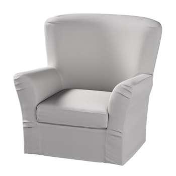 Pokrowiec na fotel Tomelilla z zakładkami fotel Tomelilla w kolekcji Chenille, tkanina: 702-23