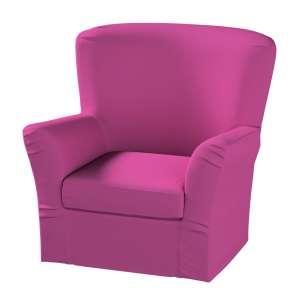 Pokrowiec na fotel Tomelilla z zakładkami fotel Tomelilla w kolekcji Etna , tkanina: 705-23