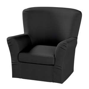 Pokrowiec na fotel Tomelilla z zakładkami fotel Tomelilla w kolekcji Etna , tkanina: 705-00