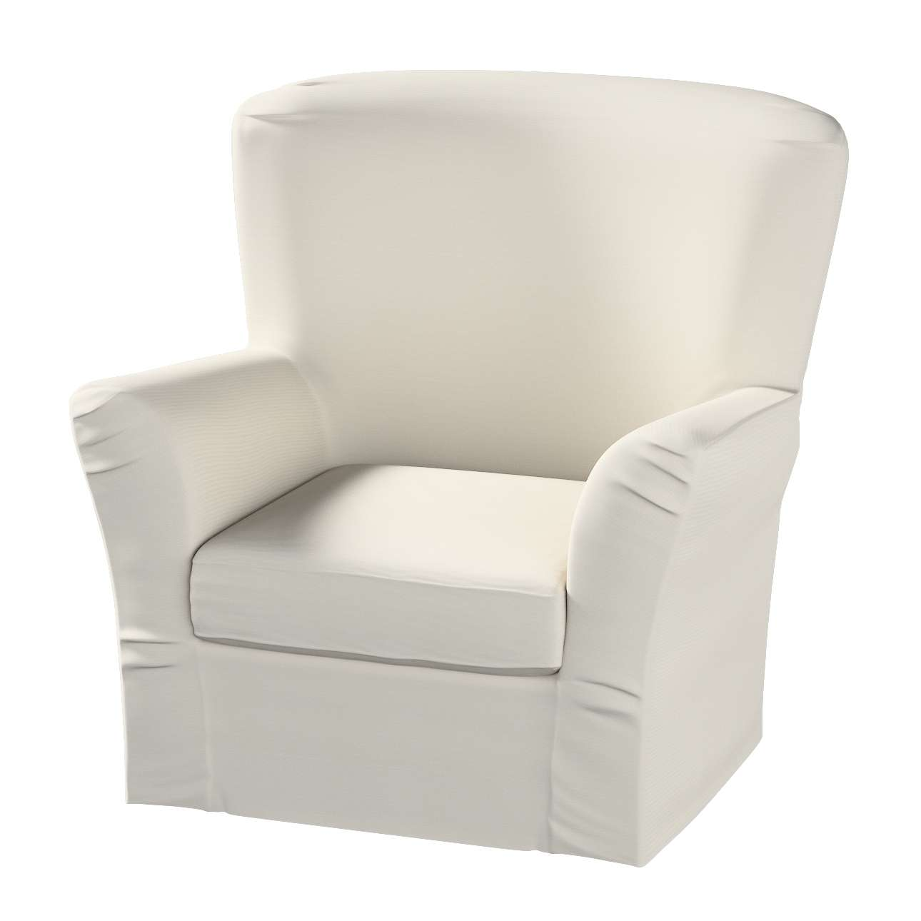 Dekoria Pokrowiec na fotel Tomelilla z zakładkami
