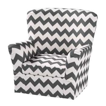 Tomelilla armchair  Tomelilla armchair in collection Comic Book & Geo Prints, fabric: 135-02