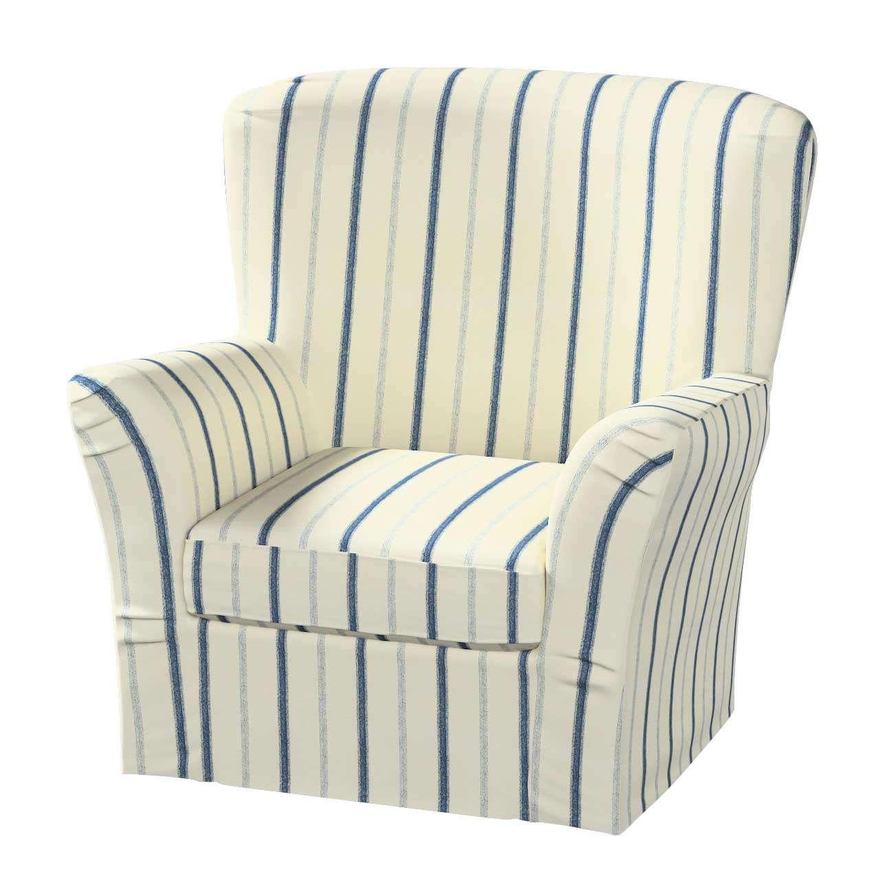 Tomelilla armchair  in collection Avinon, fabric: 129-66