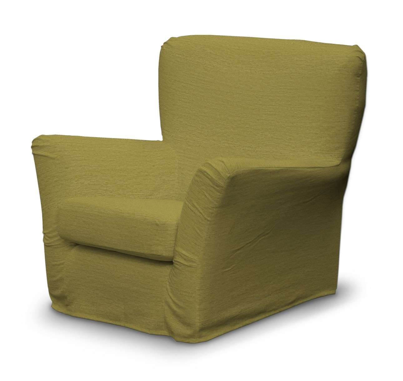 Tomelilla armchair  Tomelilla armchair in collection Chenille, fabric: 160-47