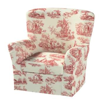 Tomelilla armchair  in collection Avinon, fabric: 132-15