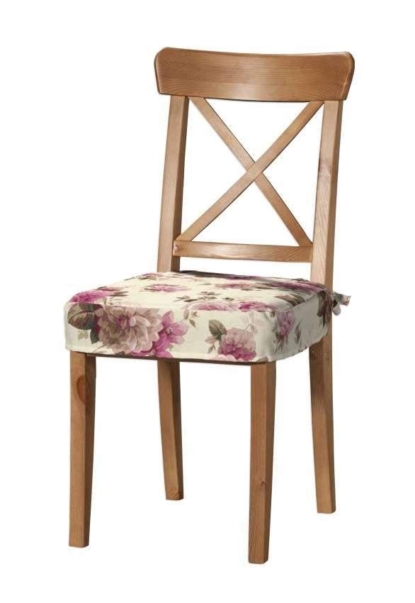 Sitzkissen geeignet für das Ikea Modell Ingolf  Modell Inglof von der Kollektion Mirella, Stoff: 141-07