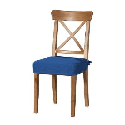 Sedák na stoličku Ingolf 127-61 stredne modrá Kolekcia Jupiter