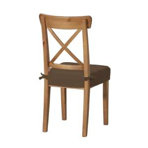 Siedzisko na krzesło Ingolf krzesło Inglof w kolekcji Cotton Panama, tkanina: 702-02