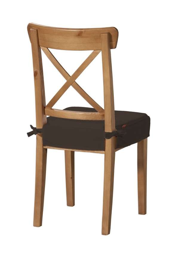 Sitzkissen geeignet für das Ikea Modell Ingolf  Modell Inglof von der Kollektion Cotton Panama, Stoff: 702-03